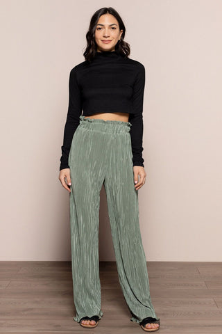 Alessia Pants in Green