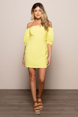 Canary Mini in Yellow