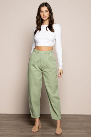 Smith Pants in Green