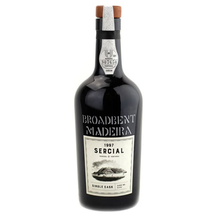 Broadbent Single Cask Sercial, Cask O 016, Madeira, Portugal, 1997 through Merchant of Wine's online wine store.