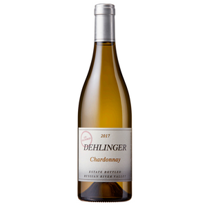 Dehlinger Winery Estate Chardonnay, Russian River Valley, California, 2017