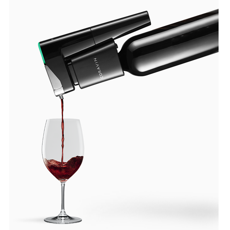 Coravin™ Model Eleven Wine Preservation System in Black