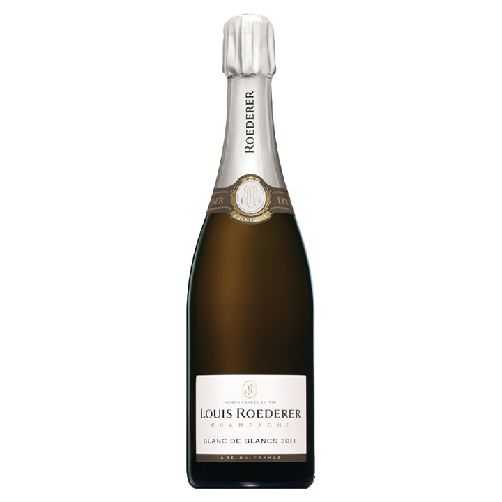 Louis Roederer, Blanc de Blancs, Champagne, France, 2011 through Merchant of Wine.