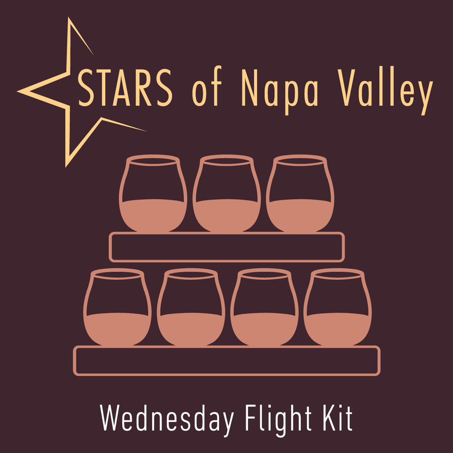 Wednesday, March 10th @ 7PM | Stars of Napa Valley Night 1