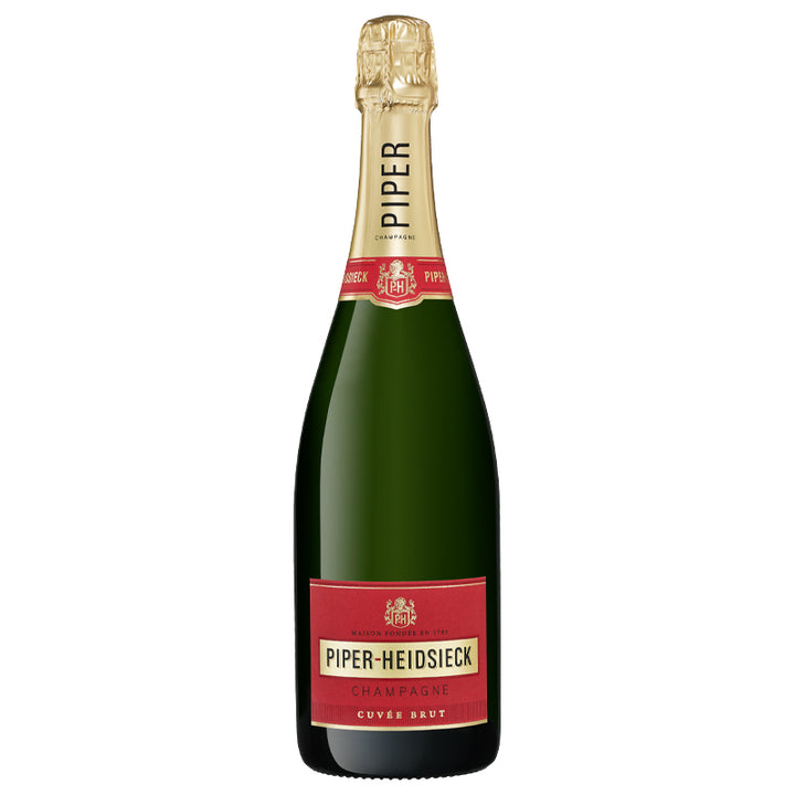 Piper-Heidsieck, Cuvée Brut, Champagne, France, NV through Merchant of Wine.