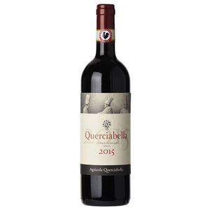 Querciabella Chianti Classico, Tuscany Italy, 2015 through Merchant of Wine's online wine store.
