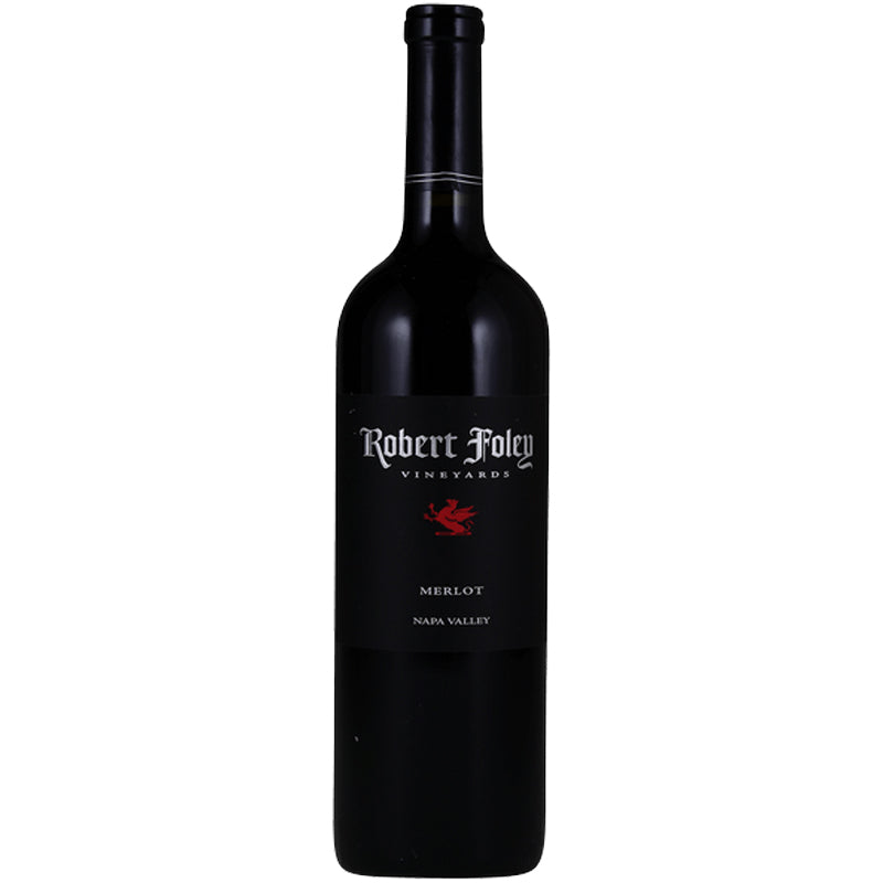 Robert Foley Vineyards, Merlot, Napa Valley, California, 2014 through Merchant of Wine.