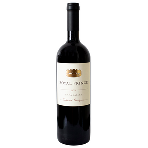 Royal Prince Cabernet Sauvignon Napa Valley, California, 2018