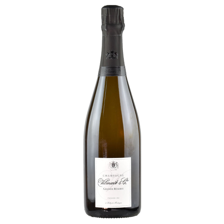 Vilmart et Cie, Grande Reserve Premier Cru, Champagne, France, NV through Merchant of Wine.