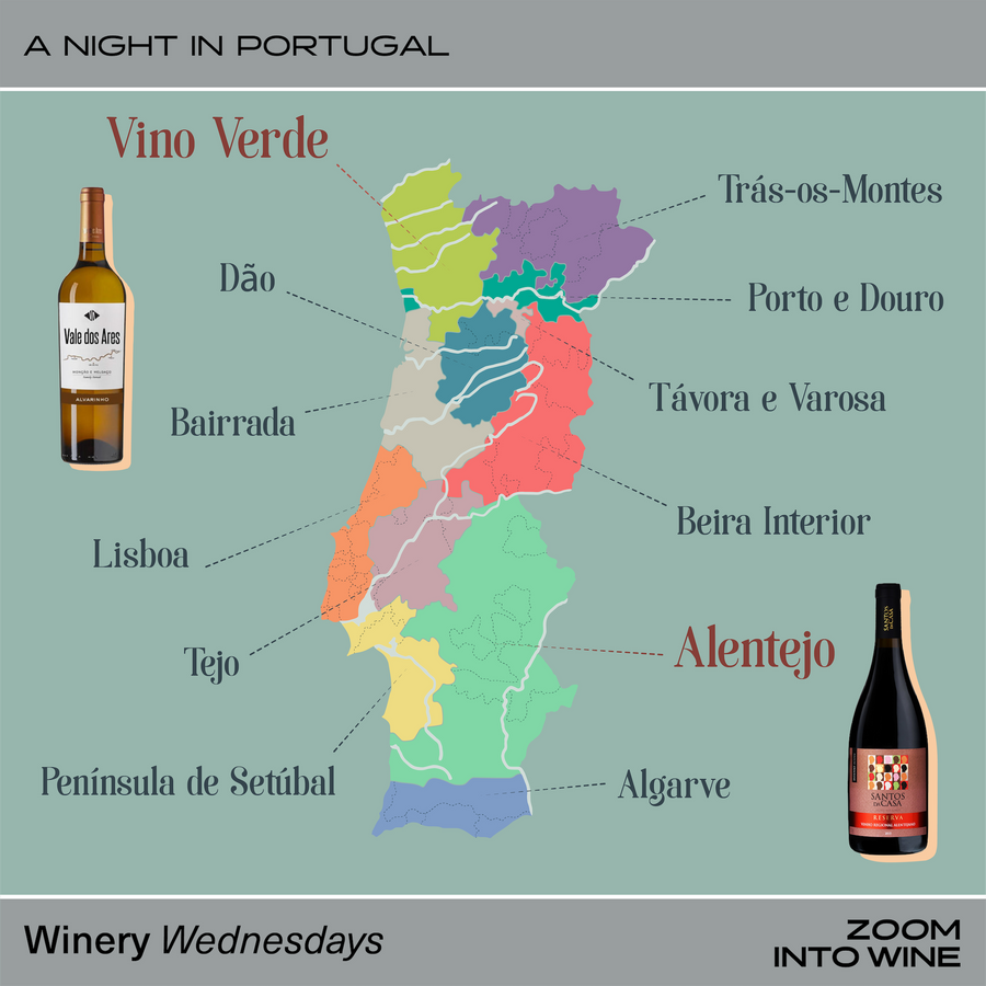 Wednesday, February 3rd @ 7pm | A Night In Portugal