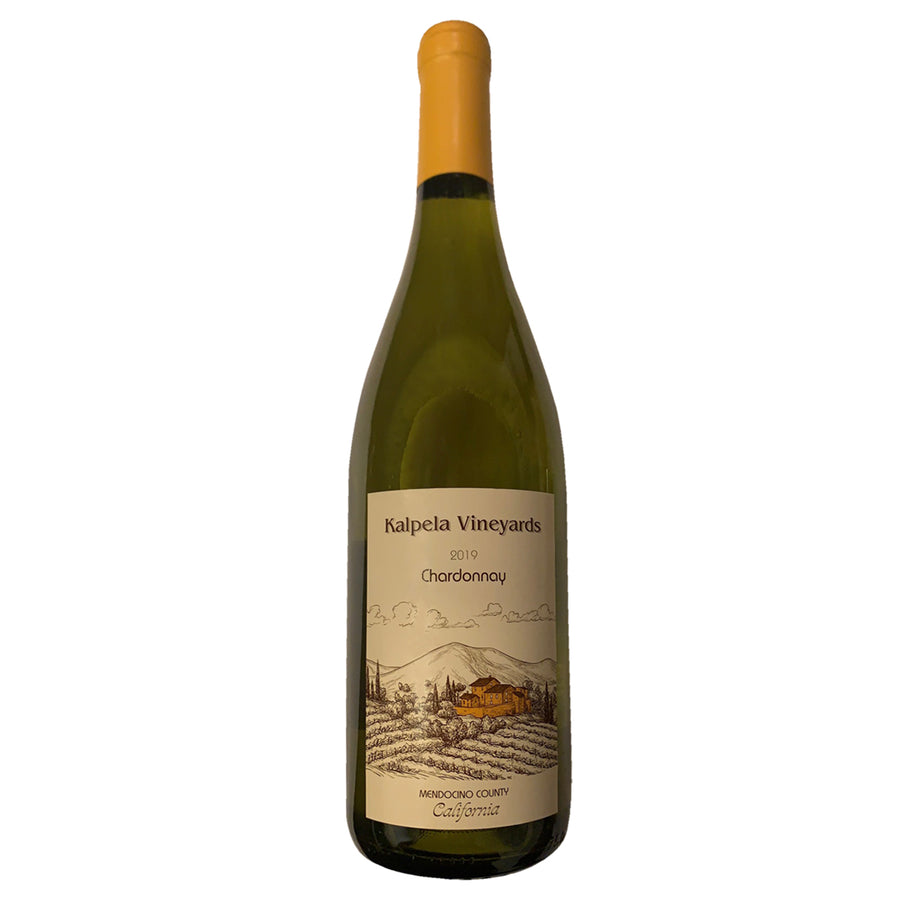 Kalpela Vineyards Chardonnay, Mendocino County, California, 2019 - Merchant of Wine