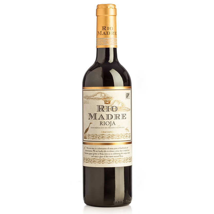 Rio Madre Graciano, Rioja DOCa, Spain, 2018 - Merchant of Wine