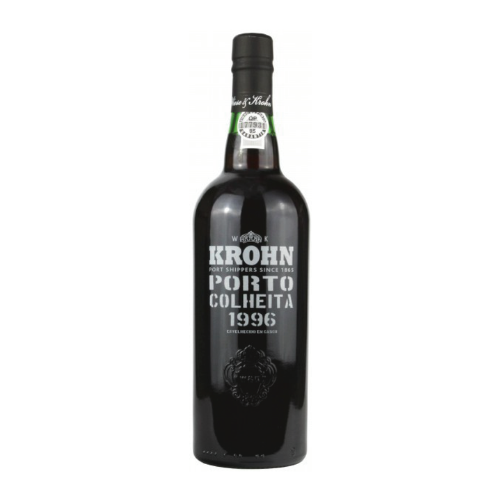 Krohn Porto Colheita Port Blend, Sarzedinho, Portugal 1996 (24 Year Tawny) - Merchant of Wine