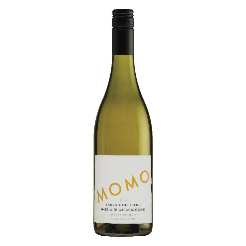 "Seresin ""Momo"" Sauvignon Blanc, Marlborough, New Zealand, 2019 (CERTIFIED ORGANIC) - Merchant of Wine"