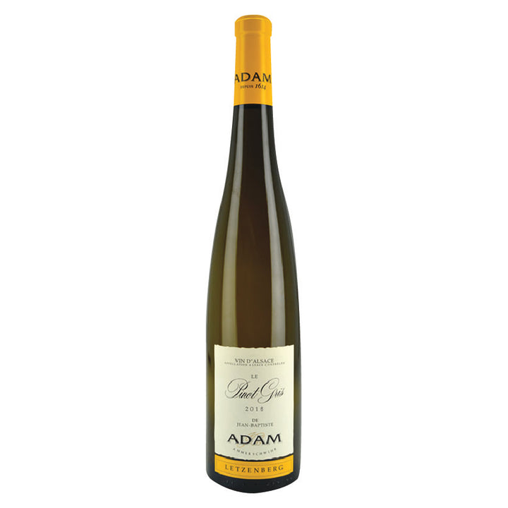Jean-Baptiste Adam Pinot Gris Les Natures, Alsace, France, 2014 (BIODYNAMIC) (NATURAL) - Merchant of Wine