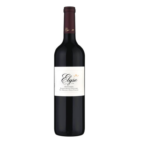 Elyse Winery Korte Ranch Zinfandel, Napa Valley, California, 2014