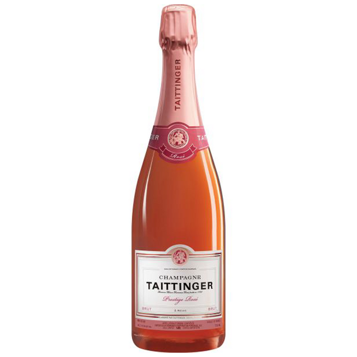 Taittinger Prestige Rosé Champagne, France, NV - Merchant of Wine