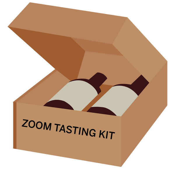 August 29th - Zoom Into Wine: Food & Wine Pairings