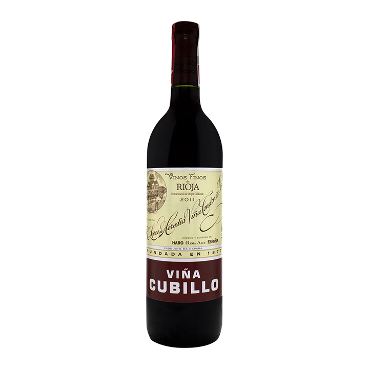 R. Lopez De Heredia Viña Cubillo, Crianza, Rioja, Spain, 2011 - Merchant of Wine