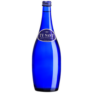 Ty Nant Blue Sparkling Spring Water, Ceredigian, Wales, United Kingdom - Merchant of Wine