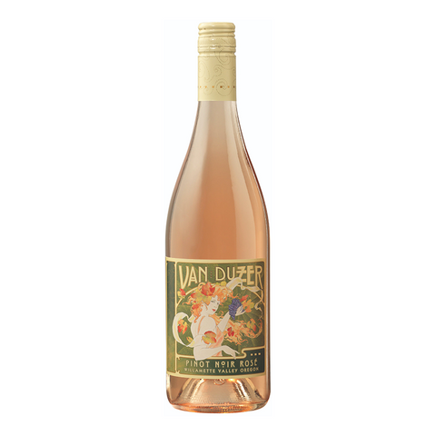 Van Duzer Pinot Noir Rosé, Willamette Valley, Oregon, 2018