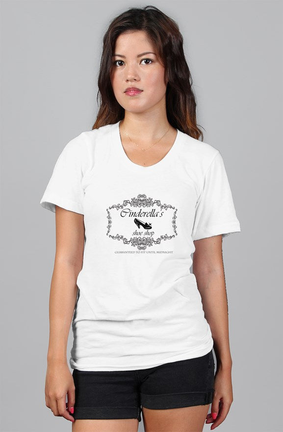 Cinderella's Shoe Shop Women's Relaxed Fit T-shirt