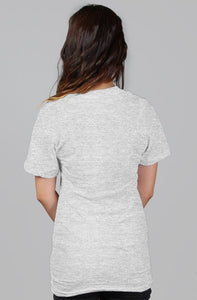 If you want to be happy...Relaxed Fit Women's Shirt