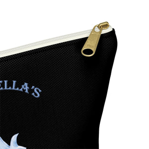 Cinderella Accessory Pouch w T-bottom PERSONALIZED - The Modern Vintage Shop T-Shirt
