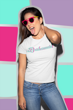 Load image into Gallery viewer, Retro Pink and Mint Tees