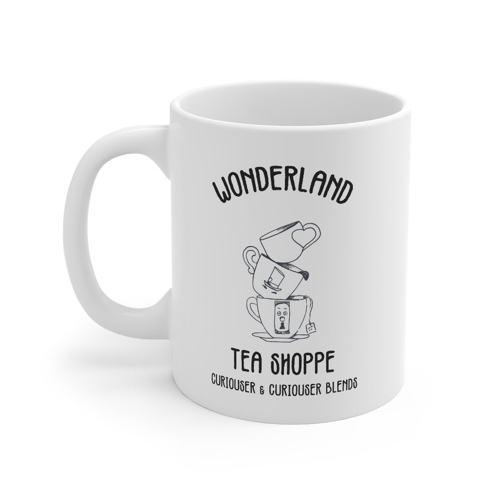 Alice in Wonderland Coffee Mug 11oz