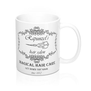 Rapunzel Coffee Mug 11oz Gift - The Modern Vintage Shop T-Shirt