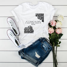 Load image into Gallery viewer, Mr. Knightley Quote, Jane Austen's Emma, Women's Unisex Jersey Short Sleeve Tee - The Modern Vintage Shop T-Shirt