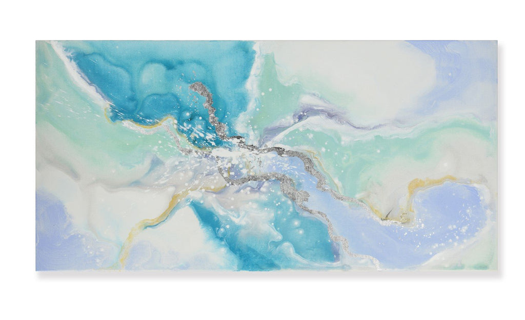 Ocean View - Painting - Osharey Framed Wall Art