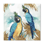 Load image into Gallery viewer, Golden Parrots - Canvas Print - Osharey Framed Wall Art