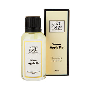 Triple Scented Essential And Fragrant Oil 30ml Warm Apple Pie