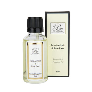 Triple Scented Essential And Fragrant Oil 30ml Passionfruit & Paw Paw