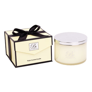 Be Enlightened Luxury Triple Scented Candle 1.6kg Figue