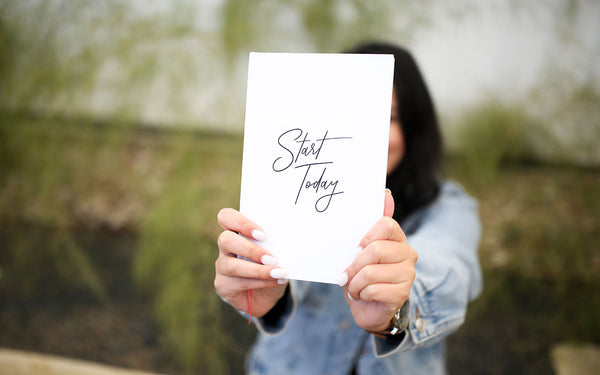 How This Nurse Practitioner Uses the Start Today Journal to Keep Herself Grounded During COVID-19
