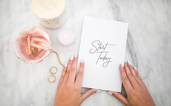 This Nurse Used the Start Today Journal to Get Organized and Save for Her Wedding