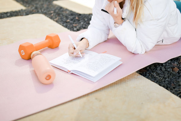 How This Fitness Coach Uses the Start Today Journal to Start Her Day with Intention