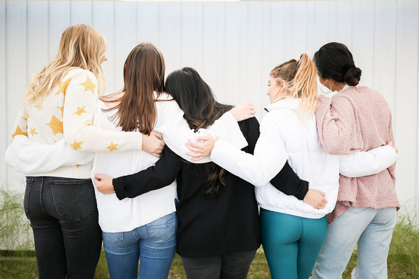 How To Build a Supportive Friend Group
