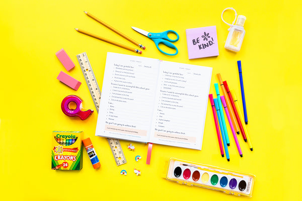 5 Back to School Essentials for Kids - StartToday.com