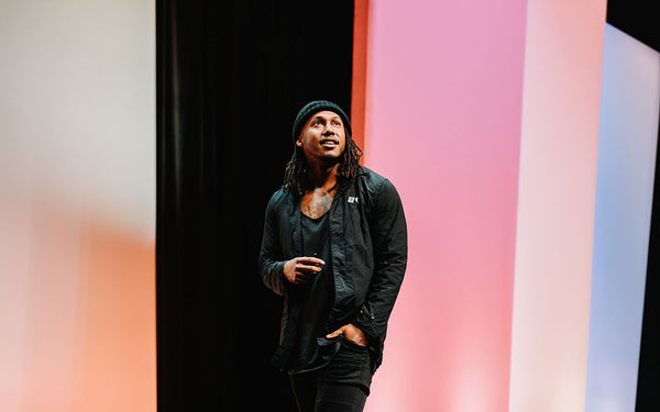 Trent Shelton at RISE - StartToday.com