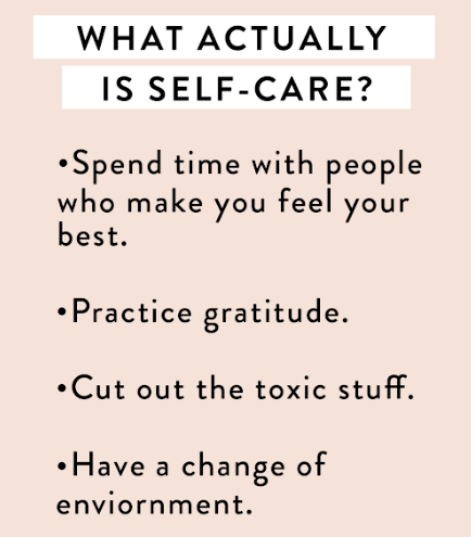 What Actually Is Self-Care? StartToday.com