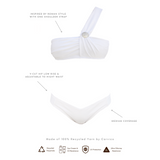 SUSTAINABLE BIKINIS SEA - PEARL