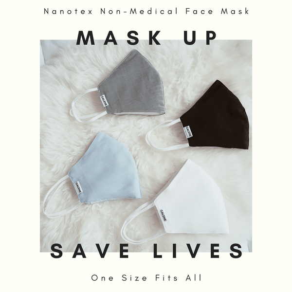 4X Nanotex Non-Medical Face Masks