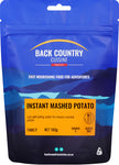 Instant mashed potato