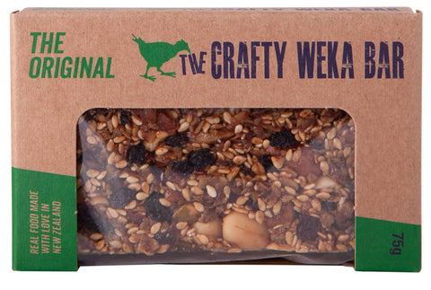 The Crafty Weka Bar 75g