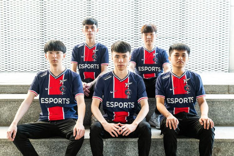 PSG Talon | League of Legends Worlds 2020
