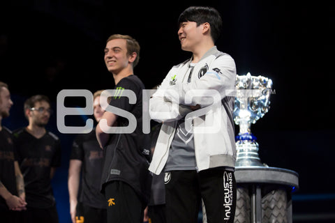 League of Legends World Semifinals 2018
